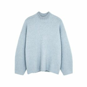 3.1 Phillip Lim Light Blue Knitted Jumper