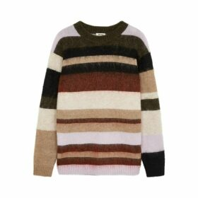 Acne Studios Striped Knitted Jumper