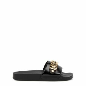 Herno Navy Quilted Silk-blend Coat