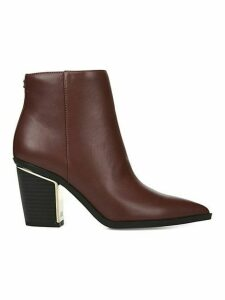 Cal Point-Toe Booties