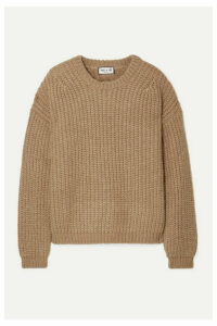 Paul & Joe - Malicieux Ribbed-knit Sweater - Camel