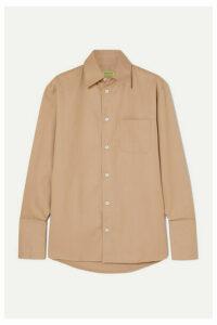GAUGE81 - Capetown Twill Shirt - Camel