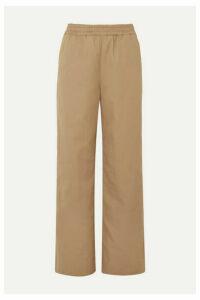 GAUGE81 - Durban Twill Straight-leg Pants - Camel
