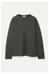 Lauren Manoogian - Alpaca-blend Sweater - Anthracite