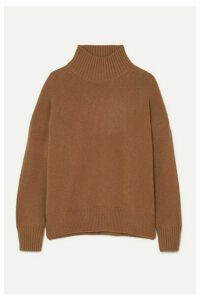 Allude - Cashmere Sweater - Brown