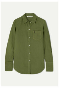 Alex Mill - Standard Cotton Shirt - Green