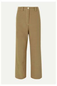 Stine Goya - John Cady Straight-leg Pants - Army green