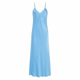 System of Motion - Marianne Shirt In Striped Performance Poplin