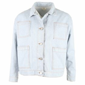 SOMERVILLE. - All The Stripes Silk Tee