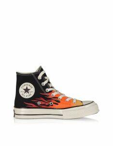 Converse Limited Edition Designer Shoes, Chuck 70 w/ Archive Prints Remix High Top
