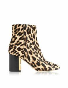 Tory Burch Designer Shoes, Leo Gigi 70MM Booties