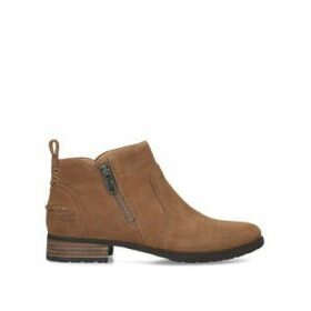 Ugg Aureo Ii - Brown Ankle Boots