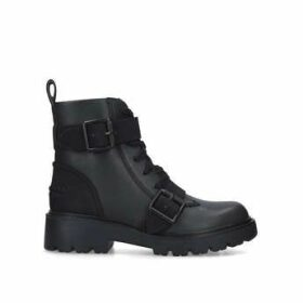 Ugg Noe - Black Chunky Hiker Boots