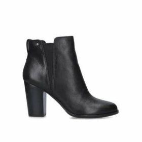 Aldo Pessa - Black Block Heel Ankle Boots