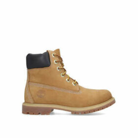 Timberland 6in Premium Boot - Wp - Tan Hiker Boots