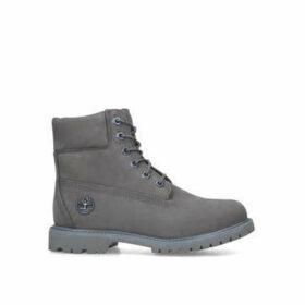 Timberland 6in Premium Boot - Wp - Grey Hiker Boots
