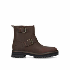 Timberland London Square Biker - Brown Biker Boots