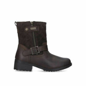 Barbour Sienna - Brown Ankle Boots