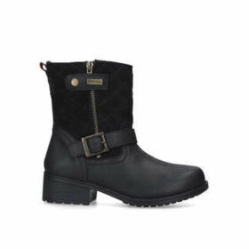 Barbour Sienna - Black Ankle Boots
