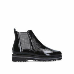 Paul Green Devina - Black Studded Ankle Boots