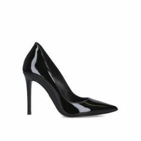 Michael Michael Kors Keke Pump - Black Patent Stiletto Heel Court Shoes