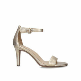 Naturalizer Kinsley - Metallic Stiletto Heel Strappy Sandals