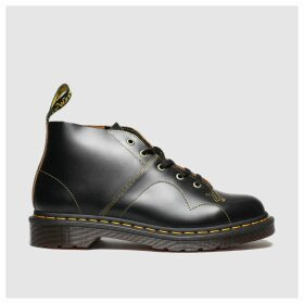 Dr Martens Black Church Boot Boots