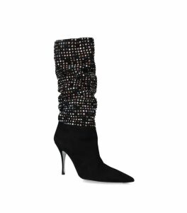 Embellished Galaxia Boots 100
