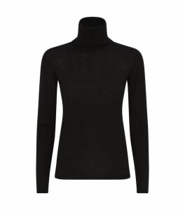 Wool Rollneck Sweater