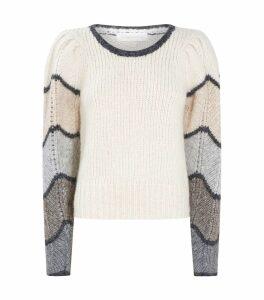 Aspyn Colour Block Sweater