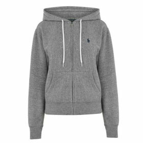 Polo Ralph Lauren Zipped Hooded Sweatshirt