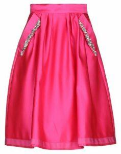 DICE KAYEK SKIRTS Knee length skirts Women on YOOX.COM