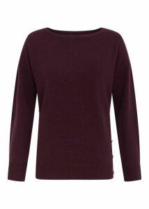 Dawn Sweater Aubergine