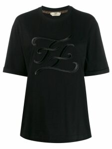 Fendi regular-fit T-shirt - Black