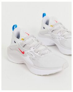 Nike D/MS/X Signal trainers in white AT5303-100
