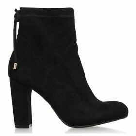 Carvela Pacey Block Heeled Ankle Boots, Black