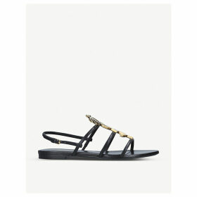 Cassandra leather sandals
