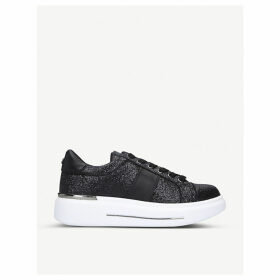 Jubilate glitter trainers