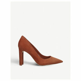 Febriclya faux-suede courts