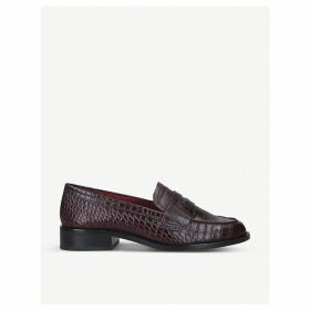 Lovayven leather loafers