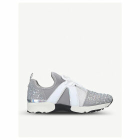 Lament Bling woven trainers
