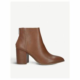 Jillian leather ankle boots