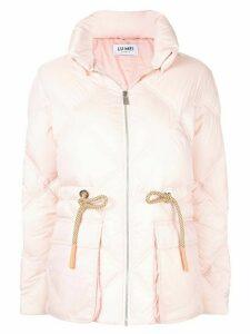 LU MEI Eltham jacket - PINK