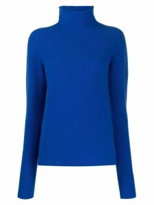 Christian Wijnants kerif high-neck jumper - Blue