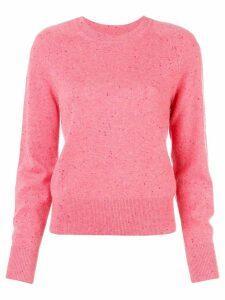 Isabel Marant knitted cashmere jumper - PINK
