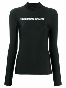 Mia-iam 'Hardcore Couture' sweatshirt - Black