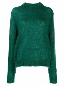 Roseanna textured knit jumper - Green