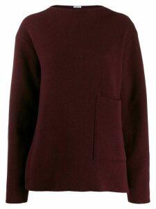 Barena knitted jumper - Red