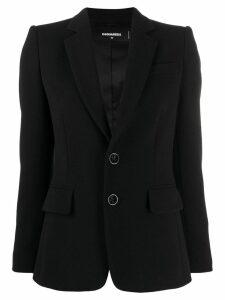 Dsquared2 tailored blazer jacket - NEUTRALS