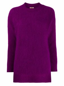 Bellerose knitted jumper - PURPLE